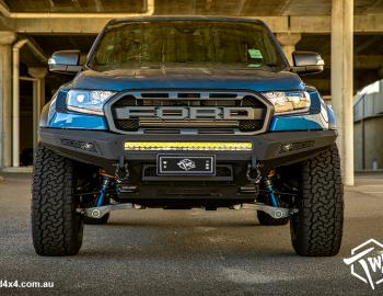 ford raptor bull bar twd 4x4 option x bull bar perth 4x4 accessories custom 4wd 3 front